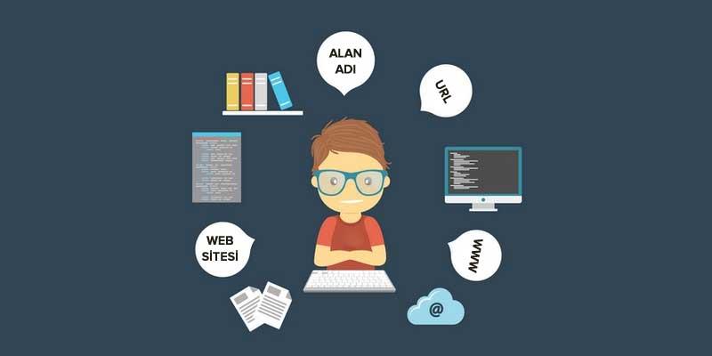 Yeni Başlayanlar İçin; 'Web Sitesi, URL ve Alan Adı Nedir?'