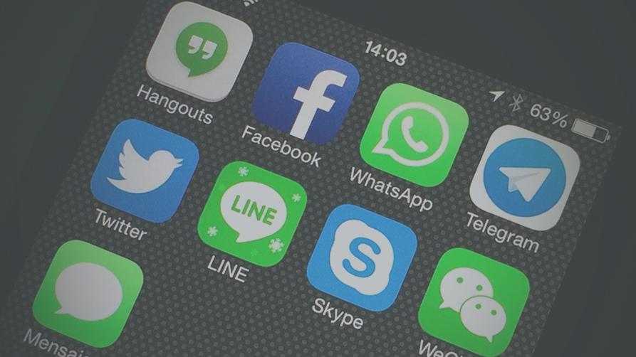 Sosyal Mesajlaşma Uygulamarı